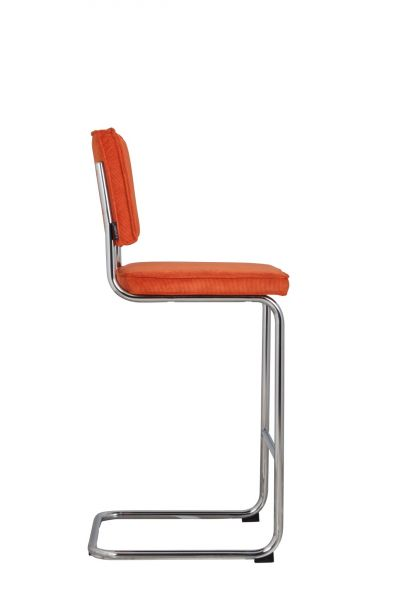SCAUN BAR RIDGE RIB ORANGE 19A