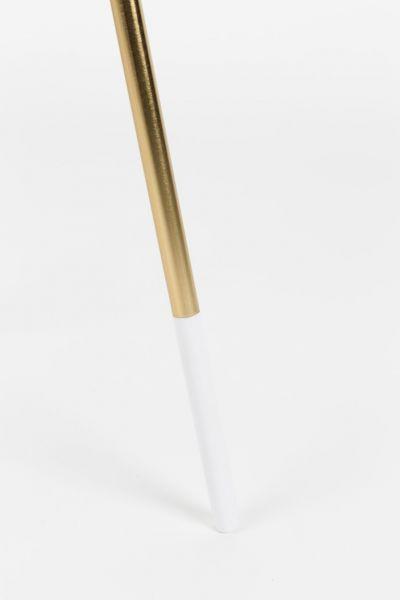 Măsuță RUMBI WHITE 37 cm