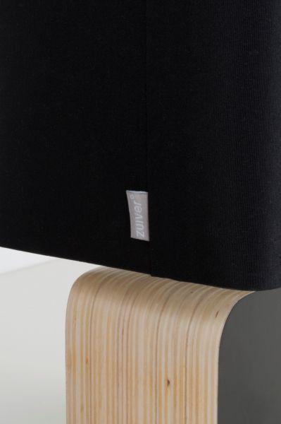 WOOD BLACK Lampă de masă