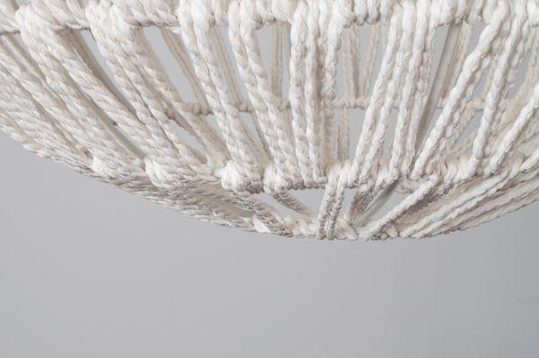CABLE DROP WHITE Lampă suspendată