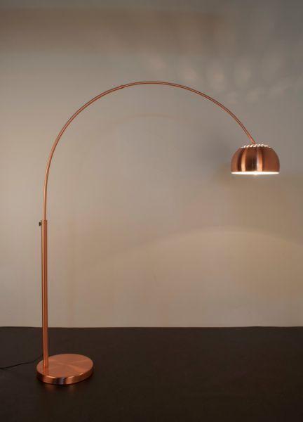 METAL BOW COPPER Lampă stativă