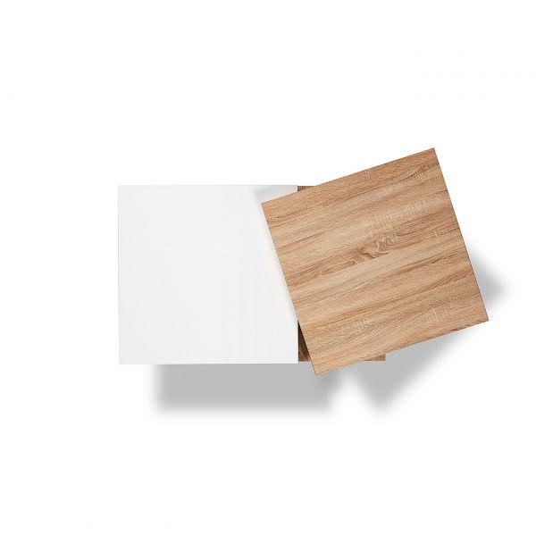 Măsuță YUKI NATURAL 70x70 cm