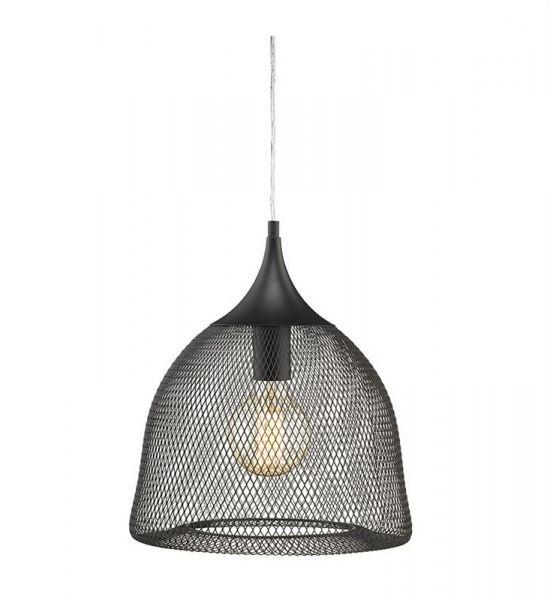 RUBEN BLACK  Ø33 Lampa suspendata