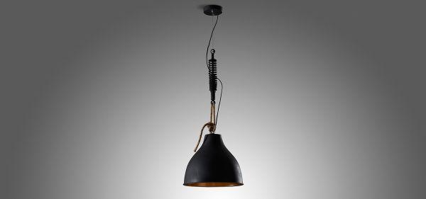 DIESEL BLACK Lampa suspendata