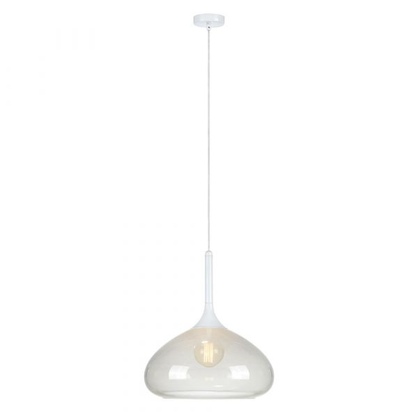 KNUT Pendant 1L White Lampa suspendata