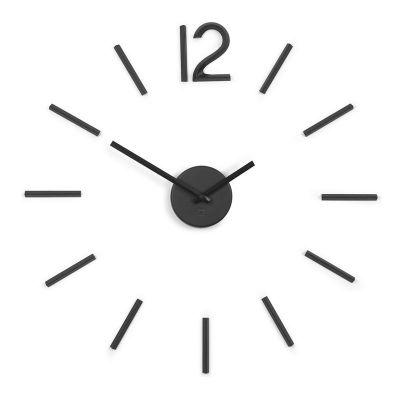 Ceas de perete ZEGA BLACK