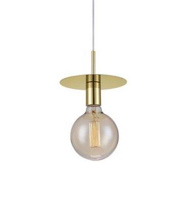 DAGFINN Pendant 1L Brass Lampa suspendata