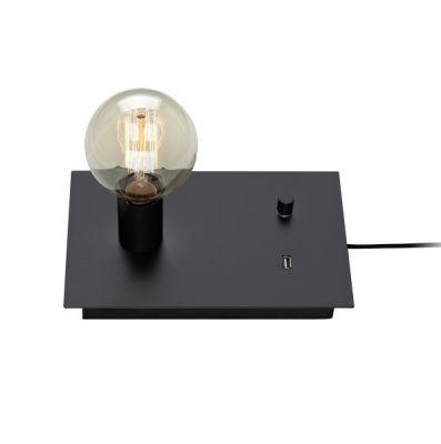 ISLET BLACK Lampă de masă