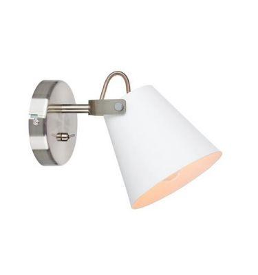 Lampă de perete TIBE WHITE
