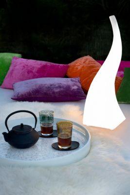Lampă de masă / boxă portabilă PORTAIL