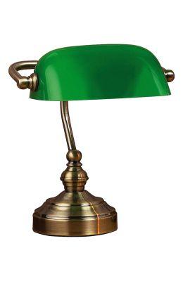 BANKERS 25CM 1L Lampă de masă