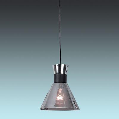 SMOKE GLASS Lampa Suspendata