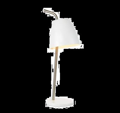 Lampă de masă SPINI WHITE