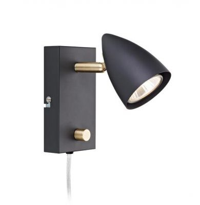 CITO BLACK  Lampă de perete