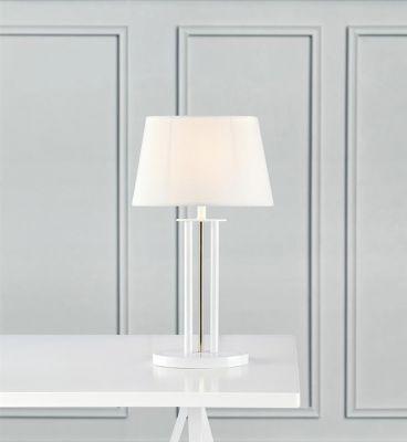 SAITA WHITE Lampă de masă
