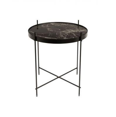 MASUTA CUPID MARBLE BLACK 43 cm