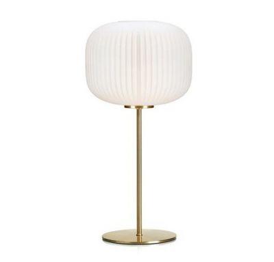 Lampă de masă BORALA WHITE
