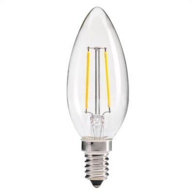 BEC LED DECORATIV LUMÂNARE E14 2W