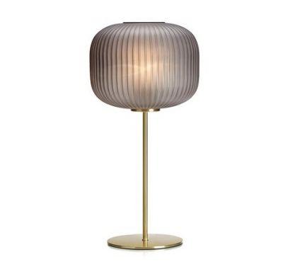 Lampă de masă BORALA GREY
