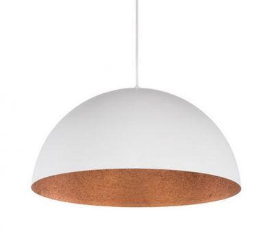 SPHERA 35 Lampa suspendata-Alb Cupru