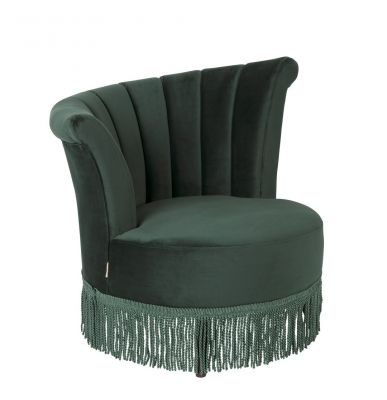 Scaun FLAIR DARK GREEN