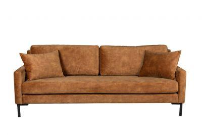Canapea de 3 locuri HOUDA CARAMEL