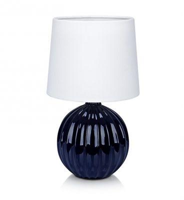 ELANIE BLUE  Lampă de masă