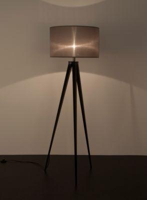 TRIPOD BLACK/GREY Lampă stativă