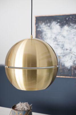RETRO '70 GOLD r40 Lampă suspendată