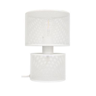 GRID WHITE Lampă de masă