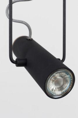 Lampă suspendată MARLON BLACK