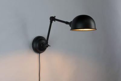 Lampă de perete MAARTEN BLACK