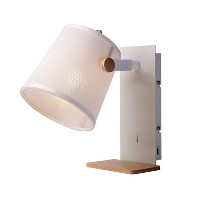 Lampă de perete ORDINI WHITE LONG