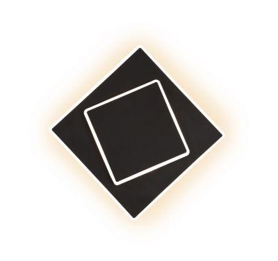 Lampă de perete DACAN BLACK