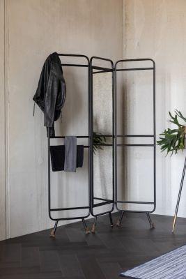 Separator cameră cu oglindă LION