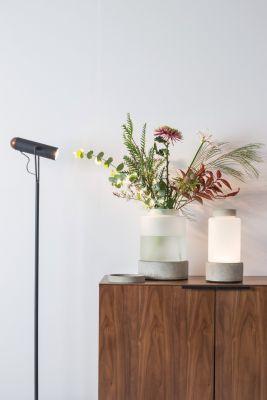 REINA L Vază cu LED