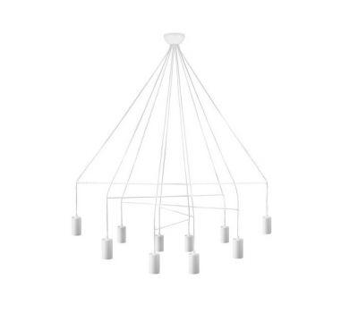 AVESTA WHITE 10L Lampă Suspendată