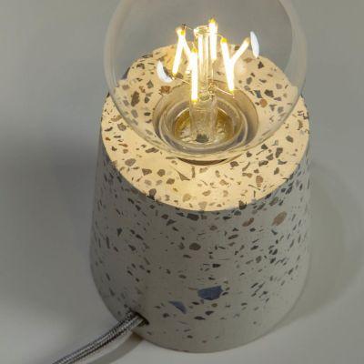 Lampă de masă AMIRA WHITE