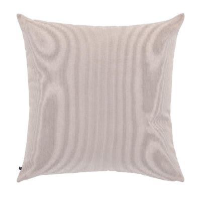 Husă de pernă NAMIA Corduroy Pink 60 x 60 cm