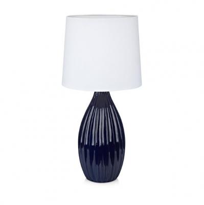 CAROLINE DARK BLUE Lampă de masă