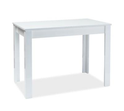 Masă extensibilă HELEN WHITE  100(140)x60 cm / 120(165)x68 cm