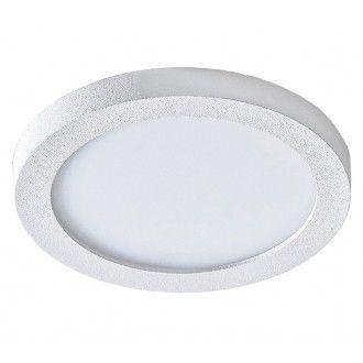 SLIM 15 WHITE spot aplicat IP44 - 12W
