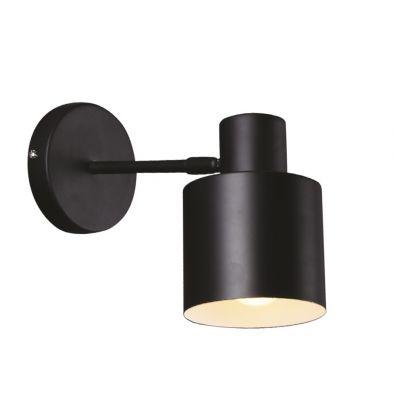 Lampă de perete LAKI BLACK