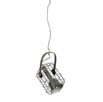 Lampă suspendată CAGE BLACK