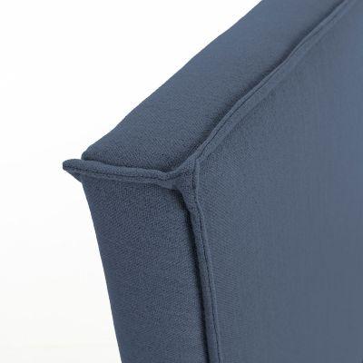 Cadru pat TELLA BLUE 90/140/150/160/180 cm