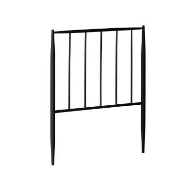 Tăblie pat SCARLET BLACK 98 x 110 cm