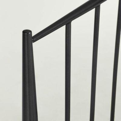 Tăblie pat SCARLET BLACK 168 x 110 cm