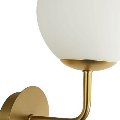 Lampă de perete MARC SINGLE GOLD