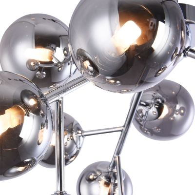 Lampă suspendată BOLLA CEILING SMOKY SMALL