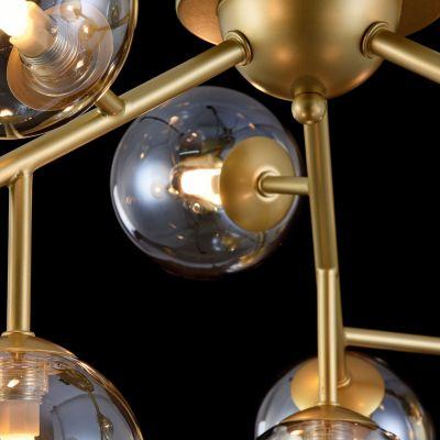 Lampă suspendată BOLLA CEILING GOLD SMALL